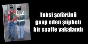 Gaspçı maganda, İzmir'de bir saatte yakalandı