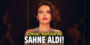 Göksel, Harbiye Cemil Topuzlu Açıkhava'da sahne aldı!