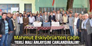 Mahmut Eskiyörük'ten çağrı!