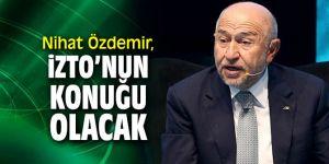 Nihat Özdemir, İzmir Ticaret Odası Meclis toplantısına katılacak!