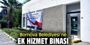 Bornova Belediyesi, ek hizmet binası satın aldı!