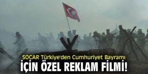 SOCAR Türkiye'den Cumhuriyet Bayramı reklamı