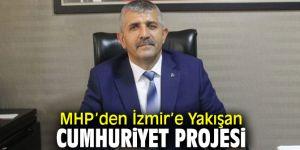 MHP İzmir'den Cumhuriyeti Bayramı mesajı!
