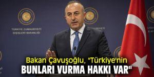 Dışişleri Bakanı Mevlüt Çavuşoğlu'ndan flaş açıklama