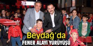 Beydağ'da 29 Ekim Cumhuriyet Bayramı kutlaması