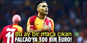 Radamel Falcao'ya 300 bin Euro!