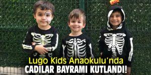 Lugo Kids Anaokulu'nda Cadılar Bayramı kutlandı!