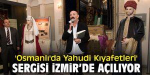 'Osmanlı'da Yahudi Kıyafetleri' sergisi İzmir'de açılıyor