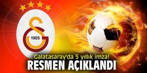 Galatasaray, resmen açıkladı!