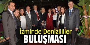 İzmir'de Denizlililer buluşması