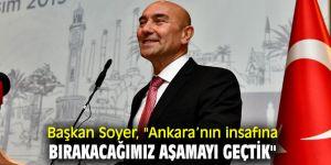 Başkan Soyer'den açıklamalar