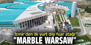 """Avrupa'nın kalbine """"Marble İzmir"""" imzası"""