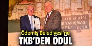 Tarihi Katırcı Hanı ve Çevresi Restorasyon Projesi'ne ödül