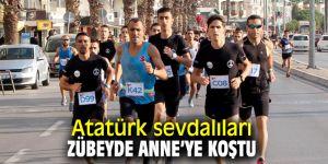Ata'dan Ana'ya Saygı Koşusu, Karşıyaka'da düzenlendi!