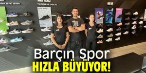 Barçın Spor Türkiye genelinde hızla büyüyor!
