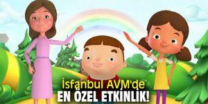 İsfanbul AVM'de en özel etkinlik!