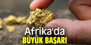 Afrika'dan Türkiye'ye ödül!