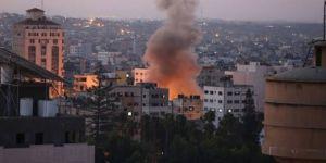 Gazze'ye saldırı! 8 kişi hayatını kaybetti