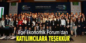 Ege, Türkiye'nin lokomotifi olacak