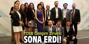 TOSB Gelişim Zirvesi sona erdi!
