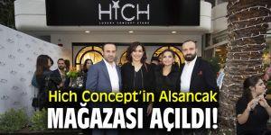 Hich Concept'in Alsancak mağazası açıldı!