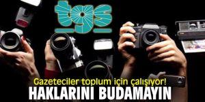 Türkiye Gazeteciler Sendikası'ndan AYM'e tepki