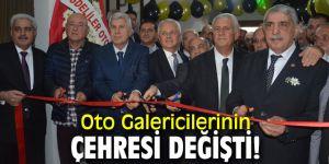 İzmir Oto Galericiler Müşavirlik Kiralama ve Yıkamacılar Odası'nın hizmet merkezi açıldı