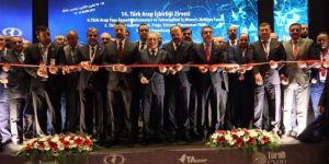 Türk- Arap Gayrimenkul, Proje, Yatırım, Finansman Fuarı İstanbul'da yapıldı!