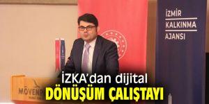 """İZKA'dan""""Dijitalleşme ve dijital dönüşüm"""""""