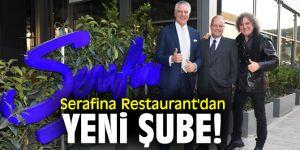 Serafina Restaurant'dan yeni şube!