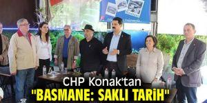 "CHP Konak'tan ""Basmane: Saklı Tarih"""