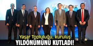 Yaşar Topluluğu, kuruluş yıldönümünü kutladı!