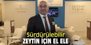 Alper Alhat, Zeytin ve zeytinyağı satışlarındaki fiyatlara dikkat çekti