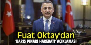 Fuat Oktay'dan flaş açıklama!
