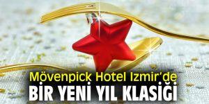 Mövenpick Hotel Izmir'den yılbaşına özel muhteşem gece
