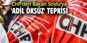 CHP'li  Koç'tan Bakan Soylu'ya tepki