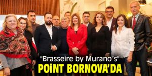 """Brasseire by Murano's"" Point Bornova'da"