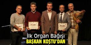 Kornea'nın Sesi Müzik Grubu organ bağışı için konser verdi