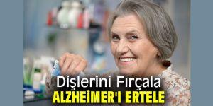 Dt.Pertev Kökdemir'den önemli Alzheimer açıklaması!