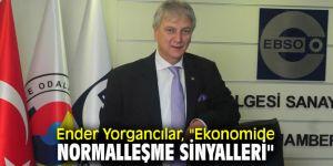 Ender Yorgancılar'dan ekonomi açıklaması!