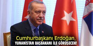 Cumhurbaşkanı Erdoğan, Kiryakos Miçotakis ile görüşecek
