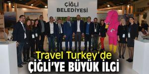 Çiğli Belediyesi, Uluslararası Travel İzmir Fuarı'nda