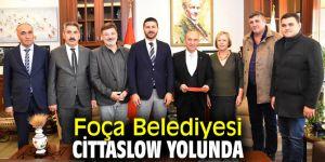 Foça Belediyesi, Cittaslow üyeliği için çalışmalara başladı!