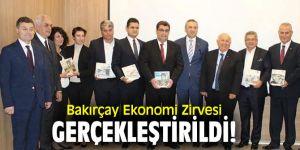 Bakırçay Ekonomi Zirvesi gerçekleştirildi!