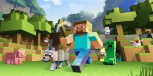 YouTube'da en çok izlenen oyun Minecraft!