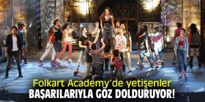 Folkart Academy'de yetişenler başarılarıyla göz dolduruyor!