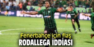 Hugo Rodallega için flaş transfer iddiası!