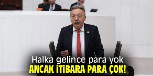 """CHP'li Bayır: """"Bütçede Halk Yine Unutuldu"""""""