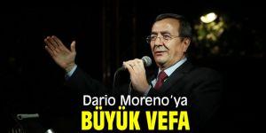 Dario Moreno İzmir'de özlemle anıldı!