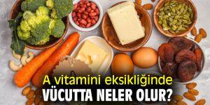 A vitamini eksikliğine dikkat!